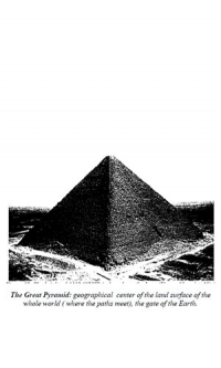 The Great Pyramid and the Earth